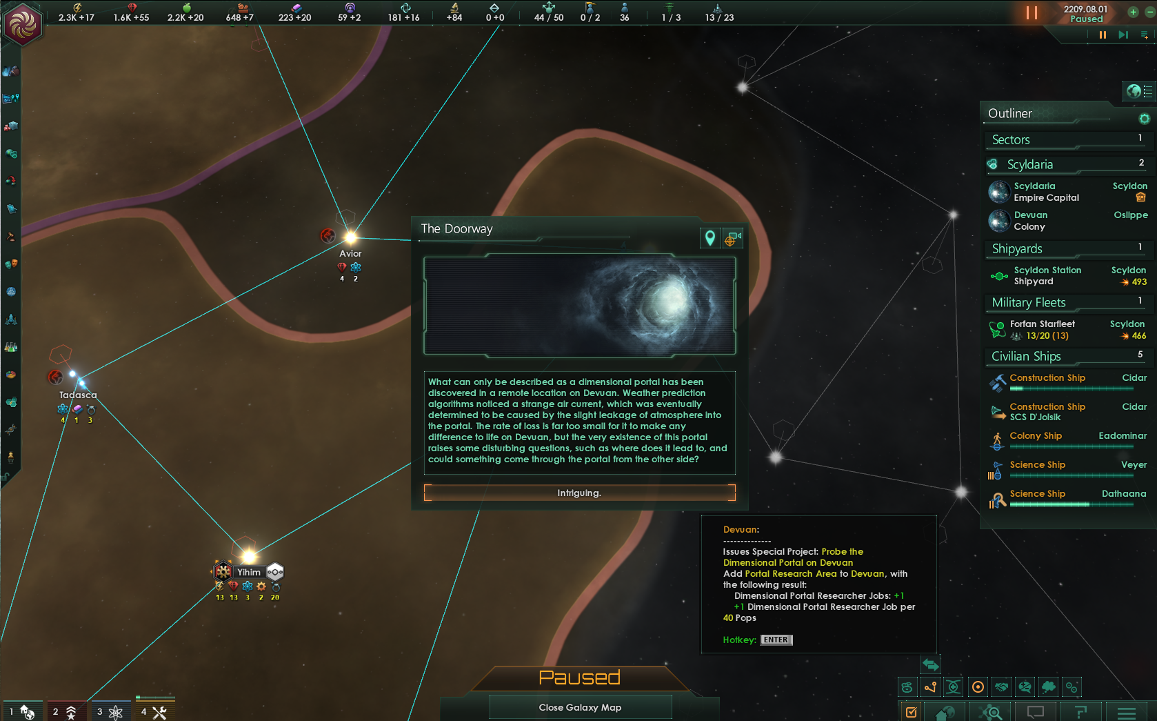 Stellaris Devuan Planet